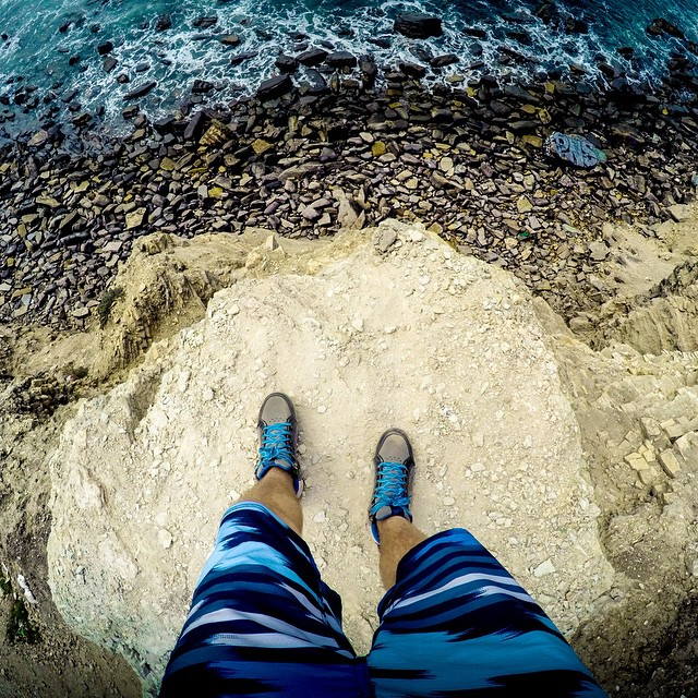 Just in from @kendall_martin_. #getoutthere #adventureworthy Only two days left to get the Pilots on sale!