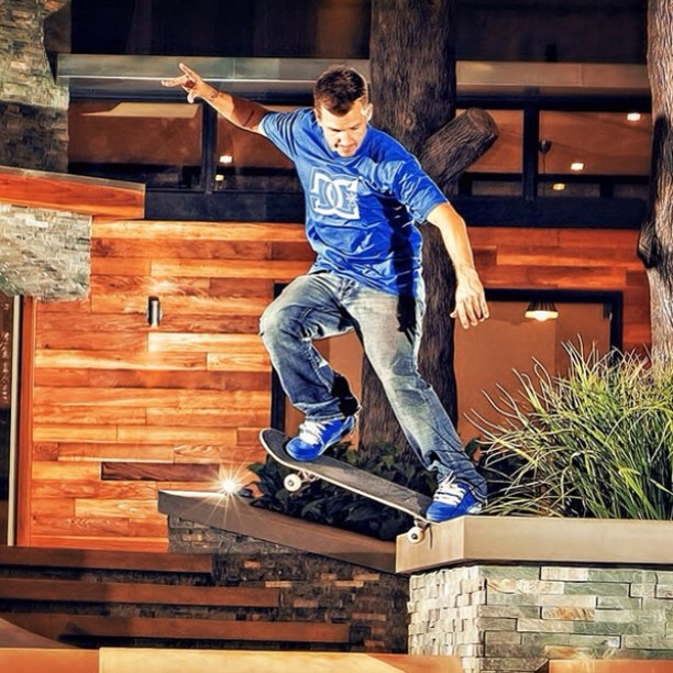 @robdyrdek turned 41 yesterday! Further proof that age is just a number. #robdyrdek #happybirthday #skate #skater #sk8 #dcshoes #proskate #streetskate #skatetricks #skateboarding #play #grind #shred #elevateyourskate #motivation #determination #fun...