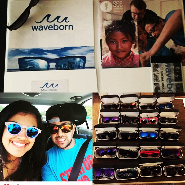 Restoring sight, transforming lives with #seeintl #waveborn #givesight #bula