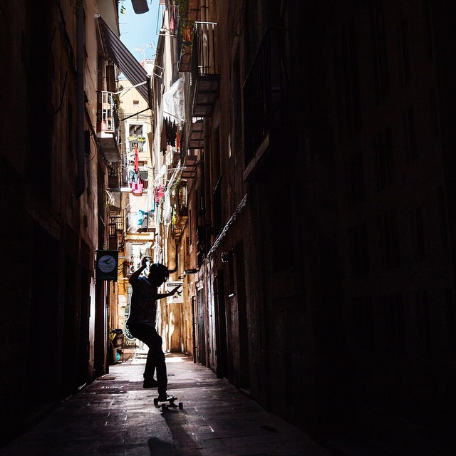 @ari_shark #Barcelona #Moronga #orangatangwheels