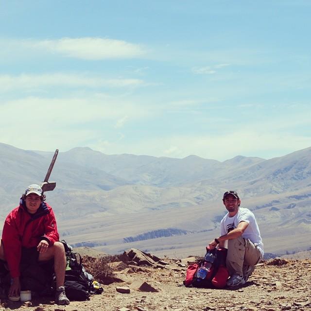 Cerro #Golgota #3640msnm con el gallego #Salta