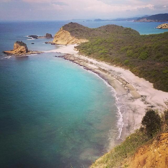 #Playa #LaTortuguita #Ecuador