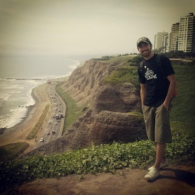 #Peru #Lima playa #Miraflores