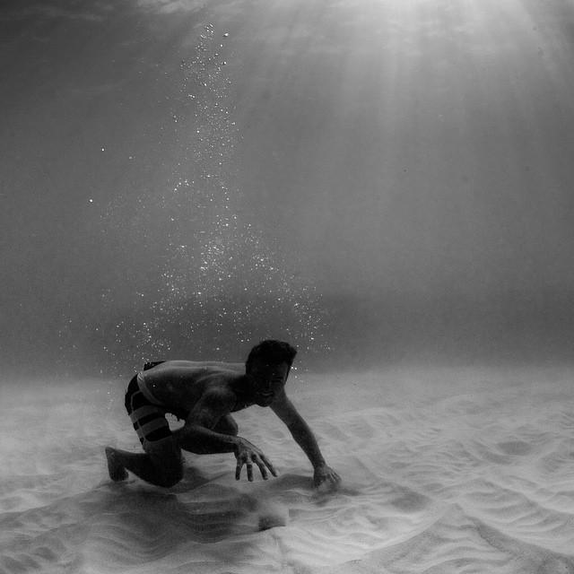 lurkin' in the depths.