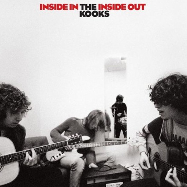 What a brilliant album mate. Clothed in nostalgia and epic riffs. #thekooks