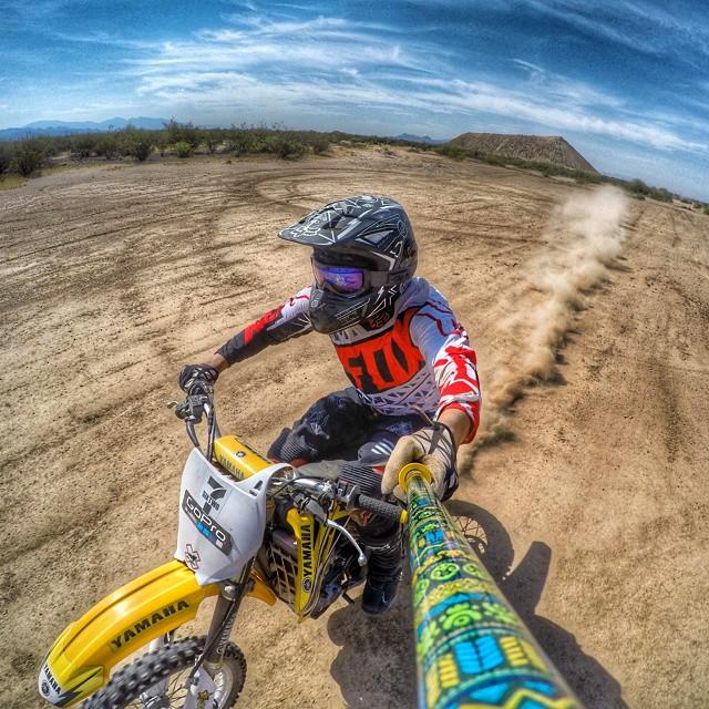 Tremenda foto de @thegood_life_ desde #Tucson #Arizona con su #ZephyrPole!!