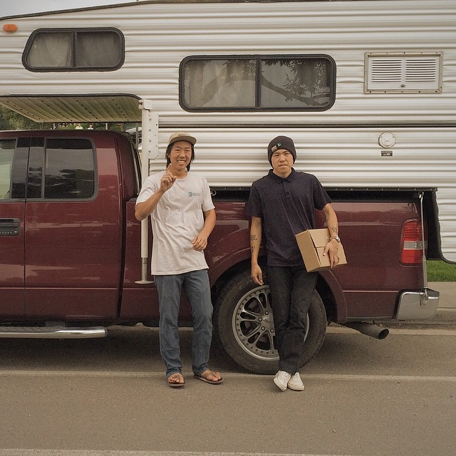 So stoked to have met the Lim brothers, Michael (@murkytimes) and Ben (@lim_benjamin). These guys decided to quit their jobs in LA and spend a year doing something they actually wanted to do. Since then they've been living out of their truck, ...