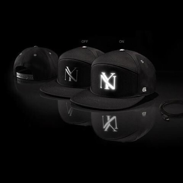 The #Lumativ E5 NY #snapback: 19 illuminated colors, five motion effects, and one massive amount of hometown pride.  Pre-order at Lumativ.com today for shipping on or before 7/12