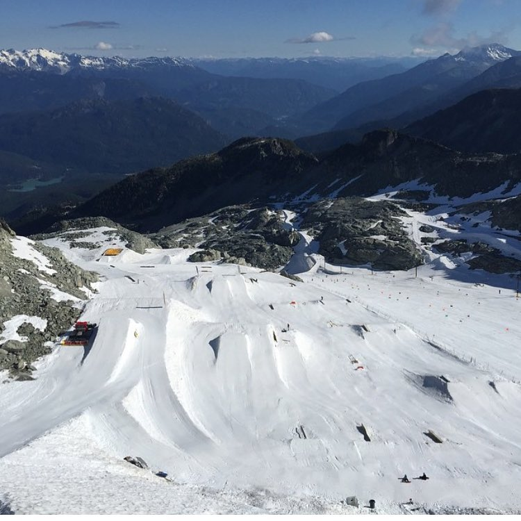 @campofchampions is looking on point this year! Well done crew, we can't wait to come up and shred! #campofchampions #snowboarding #summercamp www.campofchampions.com