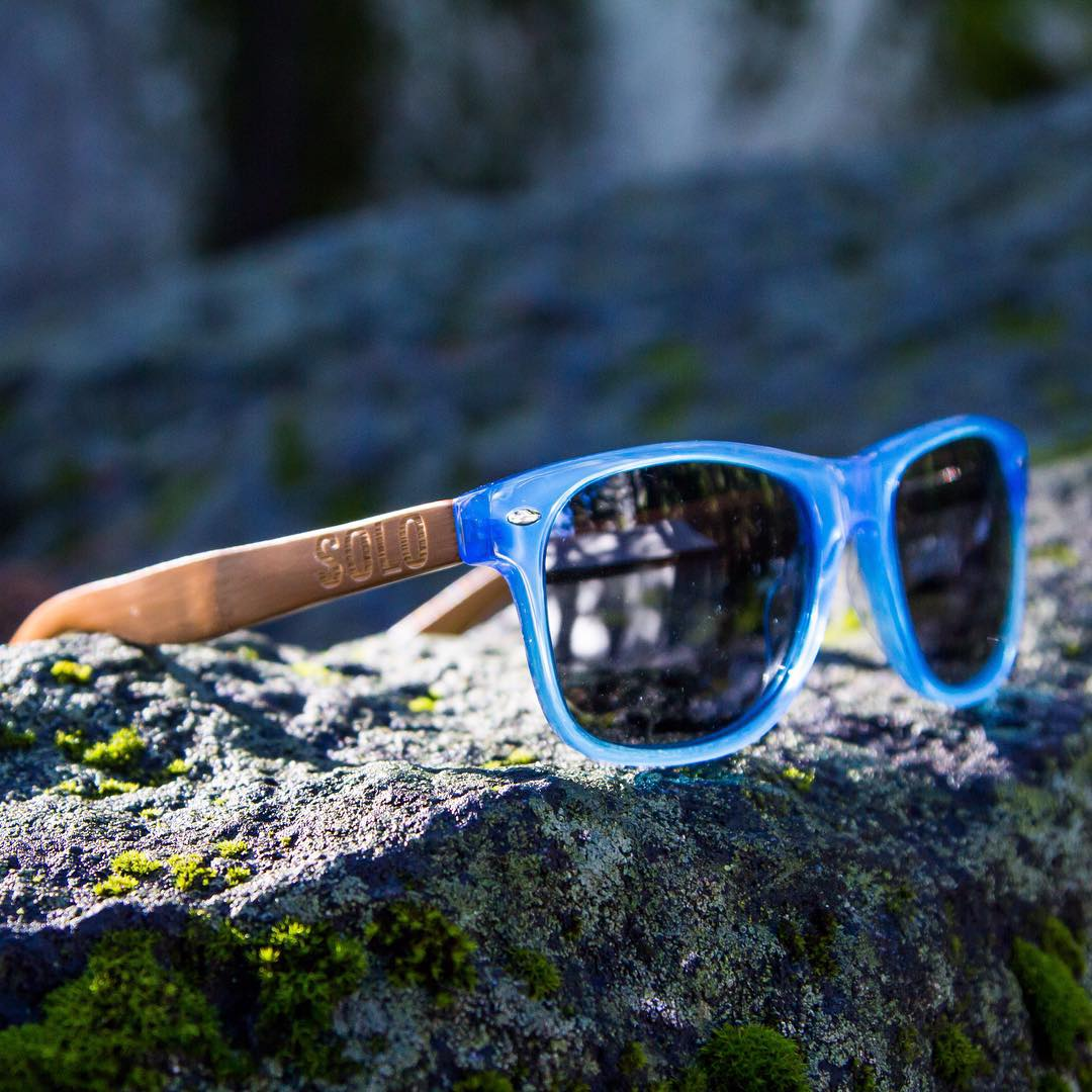 Giveaway!! In celebration of the 4th of July, we're giving away a pair of our America frames.