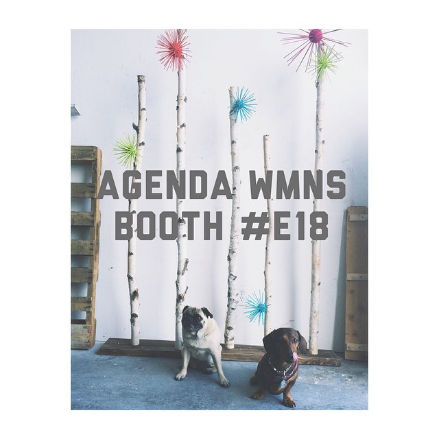 #AgendaWMNS trade show prep. Come visit us next week July 8 & 9 at BOOTH #E18! @agendashow @agendawmns #agendashow #tradeshow #longbeach