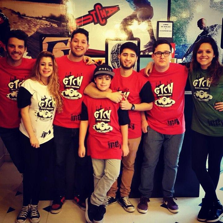 INDY SkateShop - Trelew, Chubut #Gotcha #officialdealer