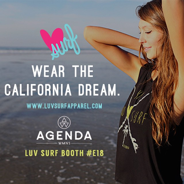 In case you haven't heard... We're exhibiting our new Sp/Su 2016 collection at @agendawmns next week - July 8th and 9th! Visit us at BOOTH #E18. #agendashow #AgendaWMNS @agendashow