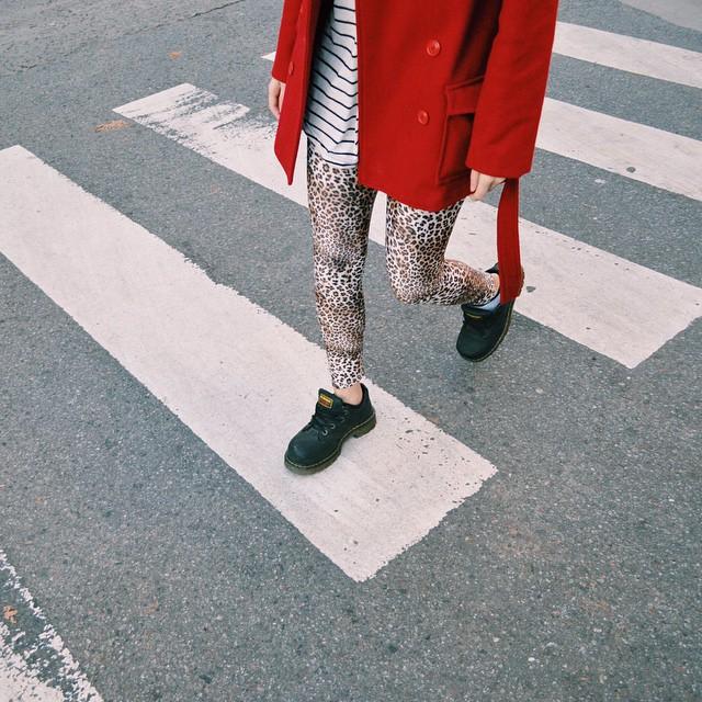 NEW! Legging Leopardo • Street Style ⚡️ Estas a tiempo de participar del sorteo hasta el viernes! (Foto anterior)
