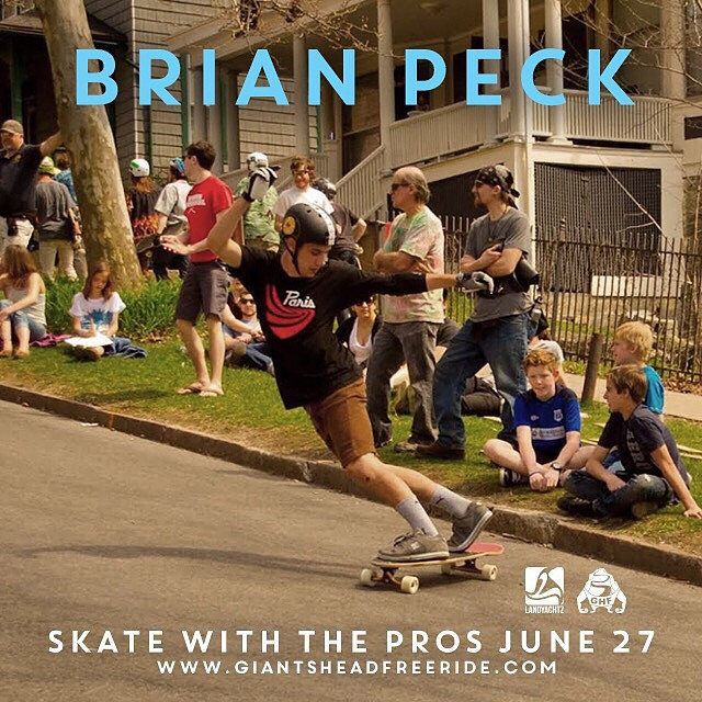 Repost from @giantsheadfreeride: our man @brianpeck will be in Summerland, BC for the #giantsheadfreeride this weekend, where he'll be dropping tips like it's hot, skating runs and stacking media with team riders @mattkienzle, @troy_yardwaste and...