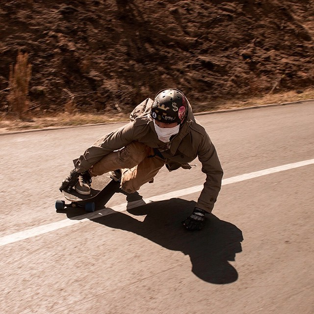 We're super stoked to be flowing some love to up-and-coming shredder @jppellissier_zbb, all the way over in #CapeTown, South Africa. Here he's ripping a toeside predrift while avoiding some scorched earth that a wildfire burned through.  Check out our...