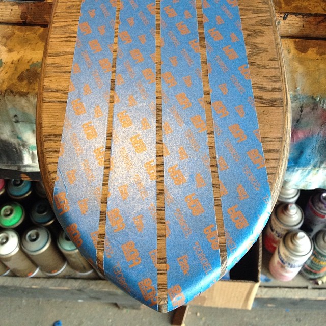 The cold has been rough but we are back in the shop today cranking out some new boards.