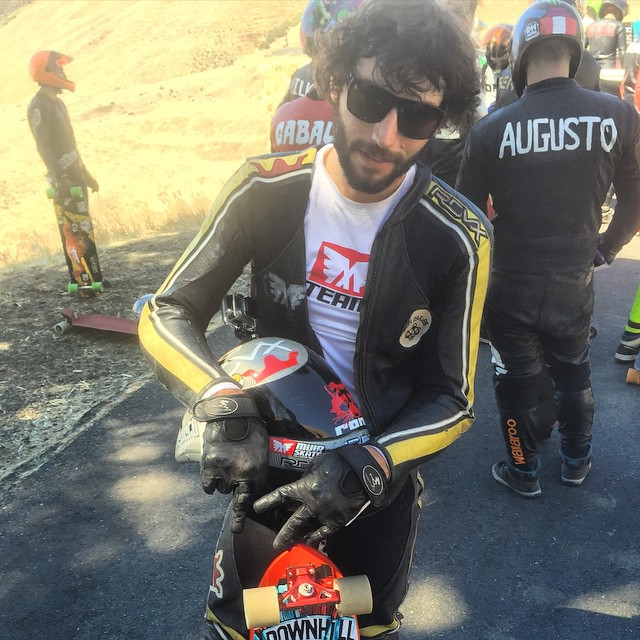Team rider @jimmyriha is out at #maryhill for the 2015 #maryhillfestivalofspeed rocking only the best gloves out there! #timeshipracing rag dolls! Time ship racing, #loveyoulongtime #radtrain #timeship