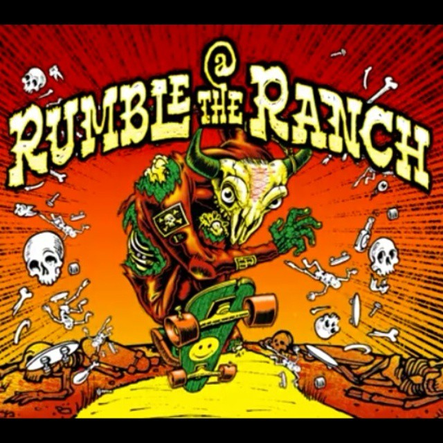 Happy New Year! @rumbleattheranch Is now live! Start 2015 off with a BANG and head over to rumbleattheranch.com for an introduction to nearly 1 month of #wildwestdownhill racing! #whowontherumble #skateriviera #rumbleattheranch2014