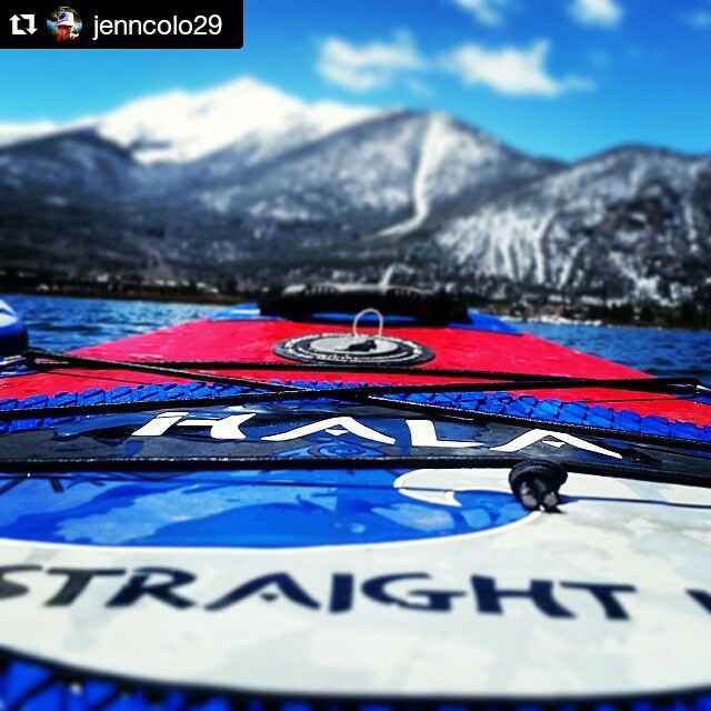 #Repost from @jenncolo29 ・・・ #halagearsup in the Colorado Rockies!
