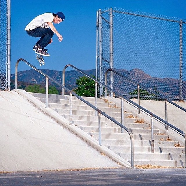 Happy Canada day to one of our favorite Canadians of all time… @mark_appleyard. Nollie flip