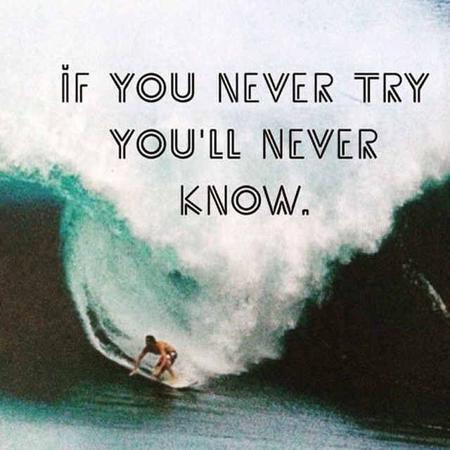 If You never try, You'll never know! Make the step. Walk the change! #bondis #surf #enjoy #try #love #joy #hope #shoes