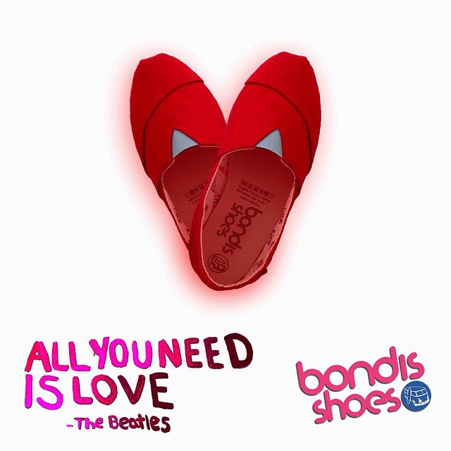 Happy Valentines Day! #love #joy #charity #summer #valentine #bondis