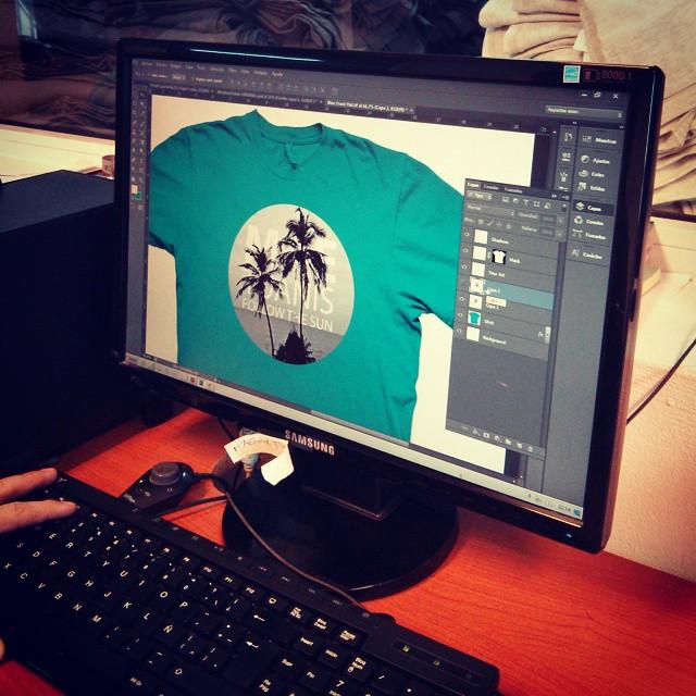 Avances de temporada. Preparando la colección de Verano. #maetuanis #summer #verano #2015 #2016
