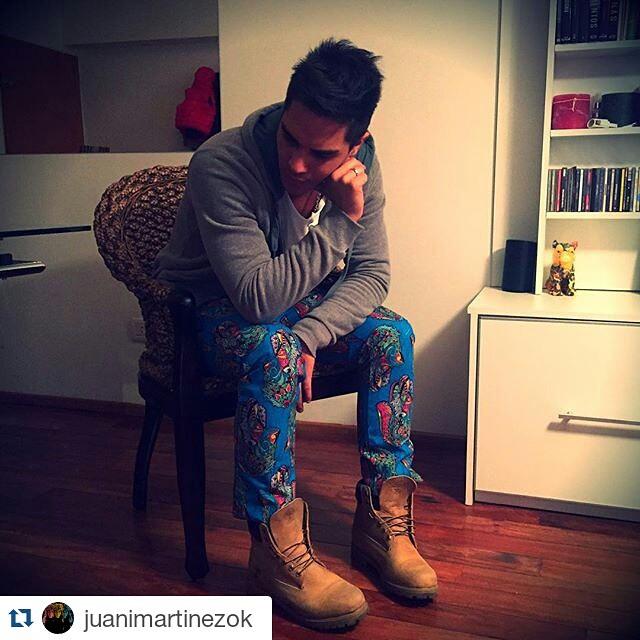 @juanimartinezok Ya tiene su Ugly Kooky Pant #Indie! Ya forma parte del #UglyKookyTeam! Que esperas para sumarte, dale!!! #Repost @juanimartinezok ・・・ Cancheros pantalones de @uglykookyarg