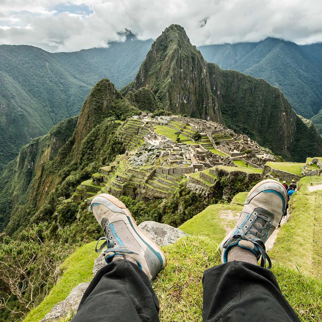 @photojbartlett marks another trip to Machu Picchu in Forsakes. Great shot, Jeff! I think you're the first to do it in Macks