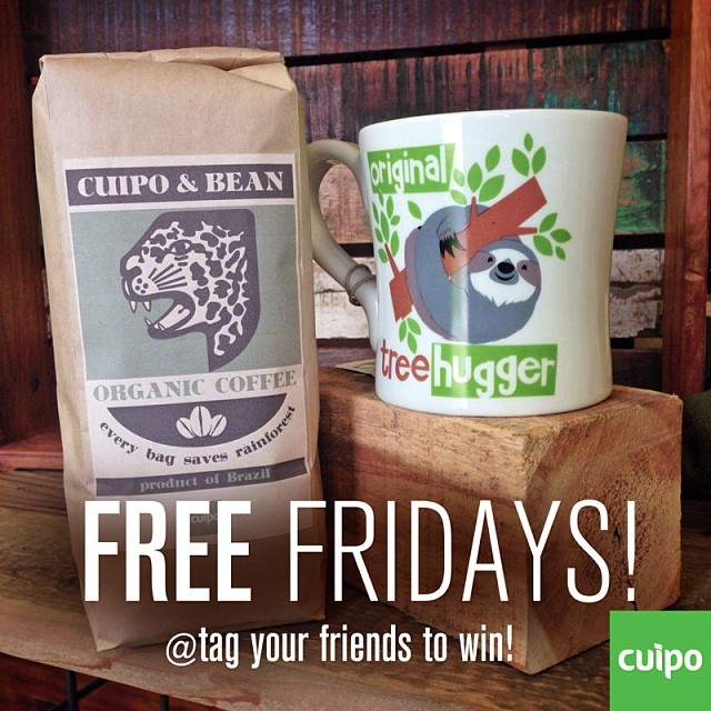 Win a free 1lb bag of Cuipo and bean coffee straight from brazil!! Just tag as many friends as possible. Cuipo.org #free #friday #freefriday #saverainforest #cuipo #cuipoandbean #cuipocoffee
