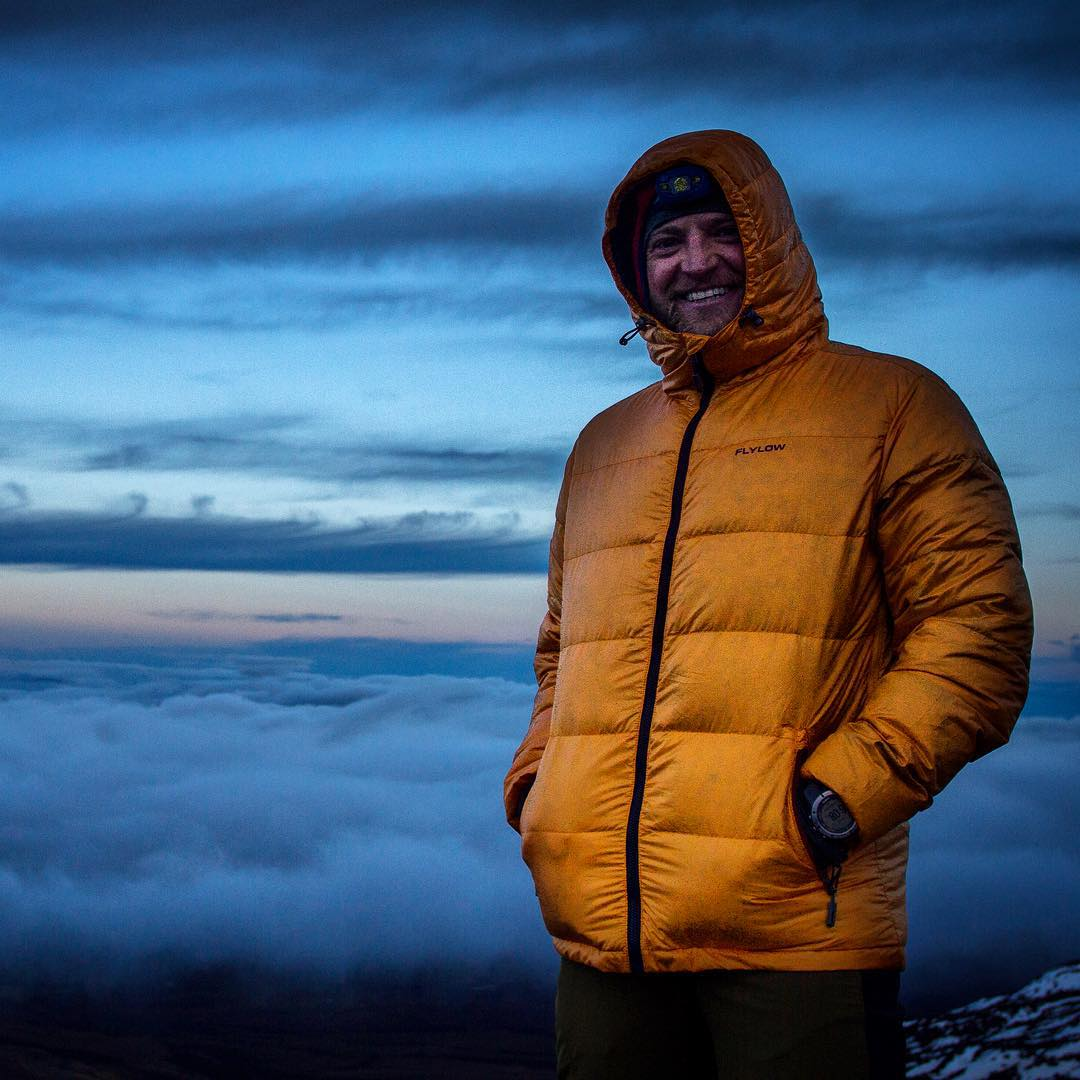 We arrived at the refugio on Cotopaxi just in time for the sunset. Being so high above the clouds, which we seemed to have been inside all week during our acclimation process, was amazing. @amoskiaspen and I (@tj_skis) were feeling pretty relieved, not...