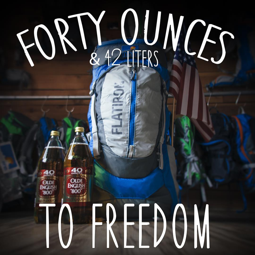 If you're in Denver tomorrow, come on by the shop on Tennyson as we're celebrating our freedom early by drinking cheap beer, grilling wieners and listening to gangster rap. Also, he or she who chugs a 40 of OE and eats 1 hot dog in the fastest time...