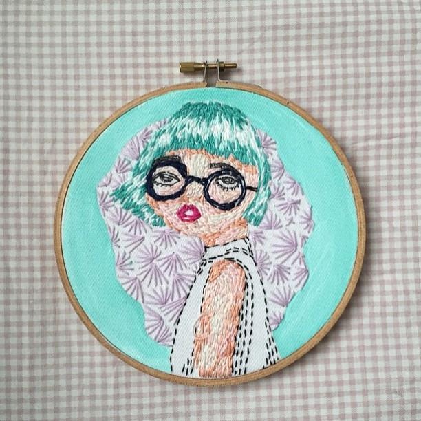 #knit #art