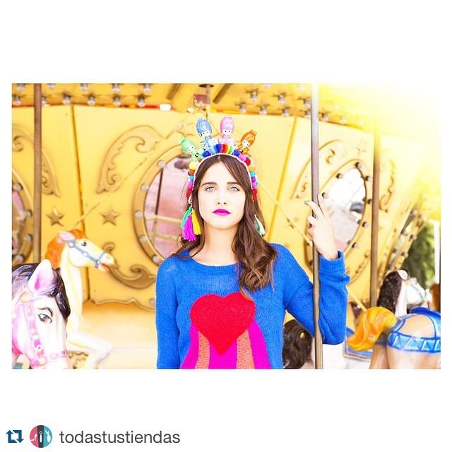#Repost @todastustiendas with @repostapp. ・・・ Día para decirle SÍ a los sweaters copados