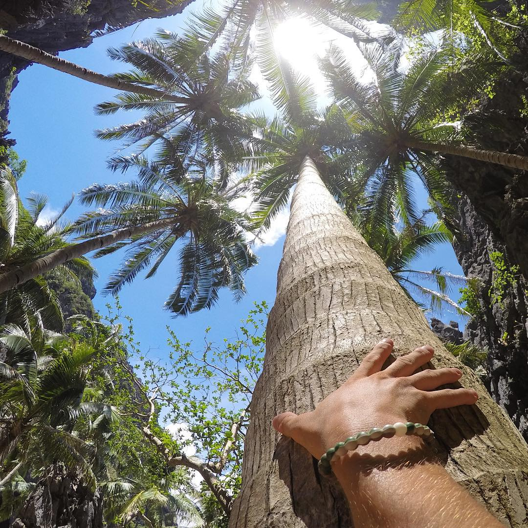 Get in touch with your wild side #livelokai Thanks @christian_leblanc