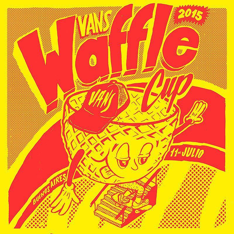 11-7-2015 | 17 hs. | La Rural #VansWaffleCup