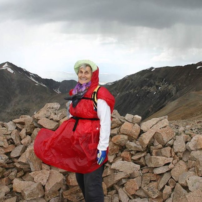Big shoutout to this lady as she starts her ascent of Kilimanjaro.. Oh yeah did we mention at the summit she will set a new world record at age 85 while also raising money for the #ChallengeYouthFund. You go Anne Lorimer! #ImWatchingAnne...