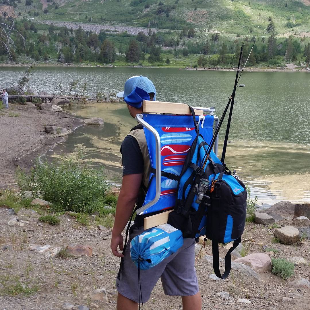 Fun day #fishing red lake!  Caught a few and missed a few.  #getoutdoors #fishandbrew #4thofjuly #longweekends #backpacks #coolers #graniterocx