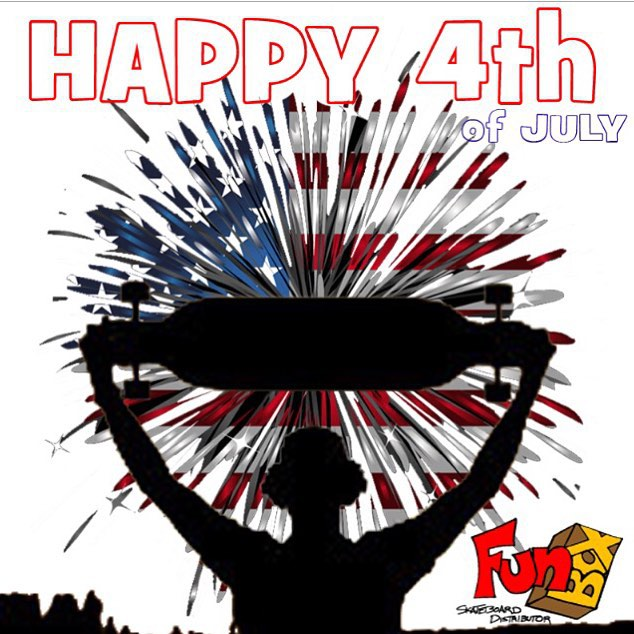 #happy #4th if #July everyone be safe out there! #skateboarding #longboarding #america #thanks #thankyou #thankyouskateboarding #cali #cruise #street #park #downhill #freeride #skatelife #skateahops #getbuck #maple #concretewave #skateboard #penny...