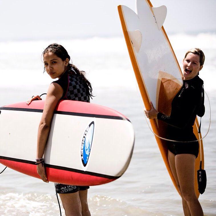 Surf mentor starts in one week. Who's with us? #surf #surfer #surfergirl #surfing #surfsup #surfboard #summer #sunshine #sand #beach #ocean #outdoors #water #waves #hangloose #hangten #happiness #fun #friends #mentor #volunteer #youth #community...