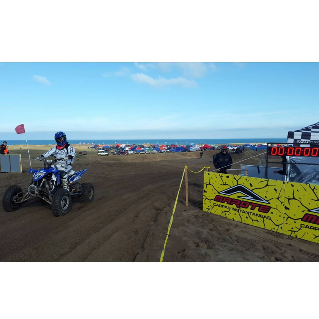 LUCHO ANDERSSON #49  Felicitaciones crack por el debut en el enduro ... mucho huevo #palapapa #sponsor #atv #yamaha #raptor #race #team #beach #fox #circuit #pro #clothing #wear #photo #pasion #photo #shot #ride #xtreme #sports #cuad #runner