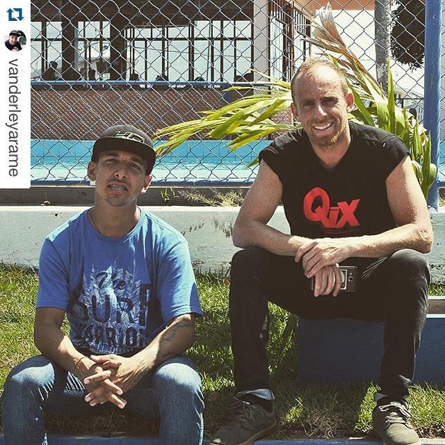 #Repost @vanderleyarame • • •  Na página do facebook @narinaskate vai ao ar o #NaGarupaComArame #Amazônia #Santarém, 3° episódio hoje às 10h30 com @fabiosleiman  #qixteam #qix #skate #skateboard #skateboarding #FabioSleiman #skateboardminhavida