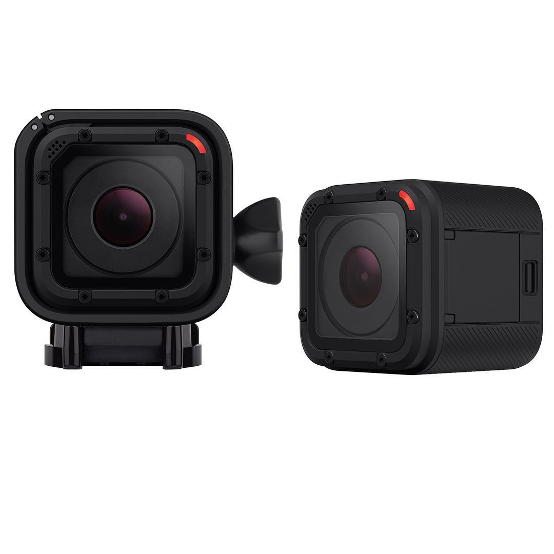 Check out the #HERO4Session, perfect for the water, and small enough for a tons of new mounting ideas. Follow @Smallest_And_Lightest and @Waterproof_GoPro to learn more. #GoPro