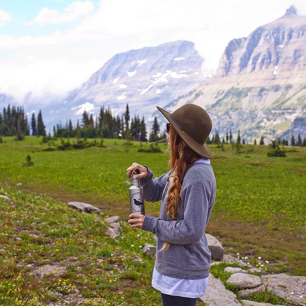 Glacier National Park ft. @darlenedame #NatureOfProof