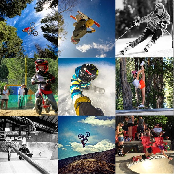 We have chosen our 9 favorite photos from the @woodwardtahoe & @hi5sfoundation #HelmetsAreCool instagram contest...now its YOUR turn! Tag your favorite photo in the comment section and the photo with the most tags wins a @woodwardtahoe bunker pass! The...
