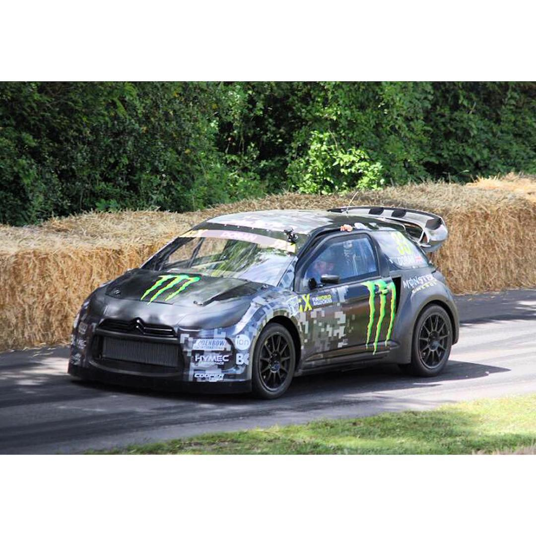 It was an amazing experience to race my RX car up the infamous @fosgoodwood hillclimb a week ago!! I can't wait to do it again next year, maybe I will make the car a little more suited to the competition and go for a fast time!!