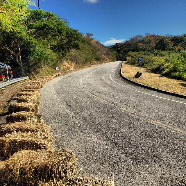 Practice runs should be starting soon here at Ponce Downhill 2014!