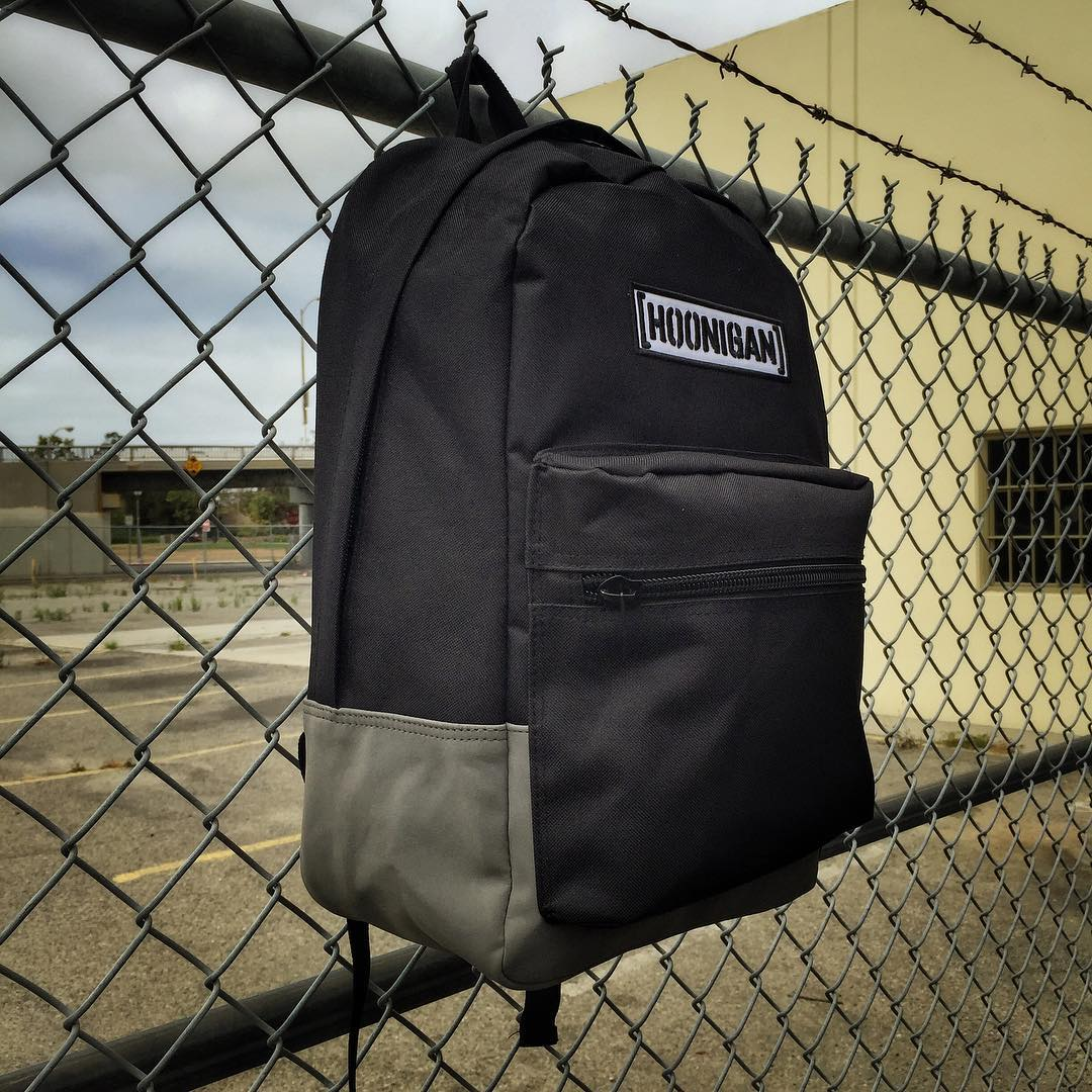 The Standard Issue laptop backpack now available exclusively at @zumiez stores and website. #wegotyourback