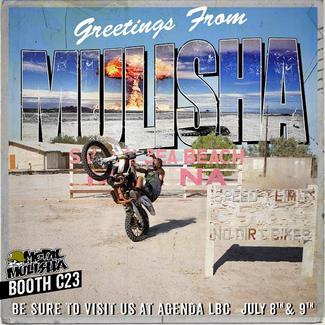 GREETINGS from #MetalMulisha